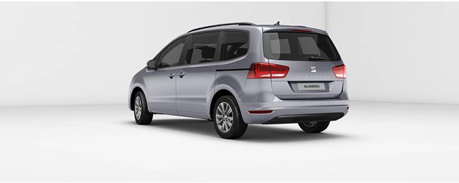 SEAT Alhambra 2.0 TDI CR Ecomotive S&S Reference 110 kW (150 CV)