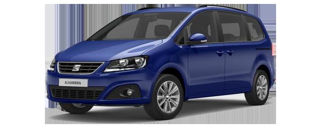 SEAT Alhambra 2.0 TDI Style Travel Editon DSG 110 kW (150 CV)