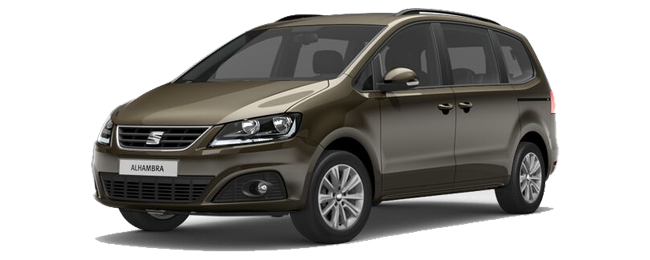 SEAT Alhambra 2.0 TDI CR Ecomotive S&S Style Advanced 110 kW (150 CV)