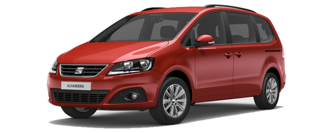 SEAT Alhambra 2.0 TDI CR Ecomotive S&S Style Advance 110 kW (150 CV)