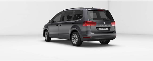 SEAT Alhambra 2.0 TDI Style Travel DSG 110 kW (150 CV)