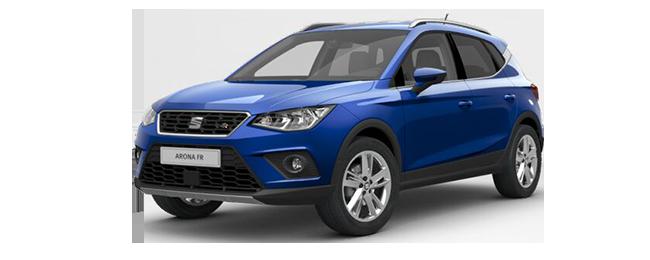 SEAT Arona 1.0 TSI Reference Edition S&S 70 kW (95 CV)