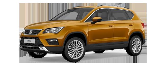 SEAT Ateca 1.6 TDI S&S Ecomotive Style DSG 85 kW (115 CV)