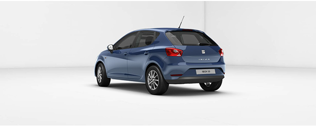 SEAT Ibiza 1.0 TGI GLP FR Eco Plus 66 kW (90 CV)