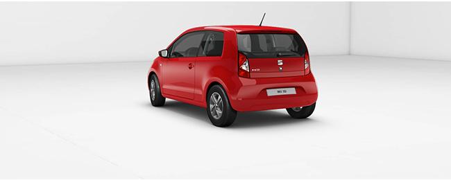 SEAT Mii 1.0 Ecofuel GNC Style Edition Plus 50 kW (68 CV)