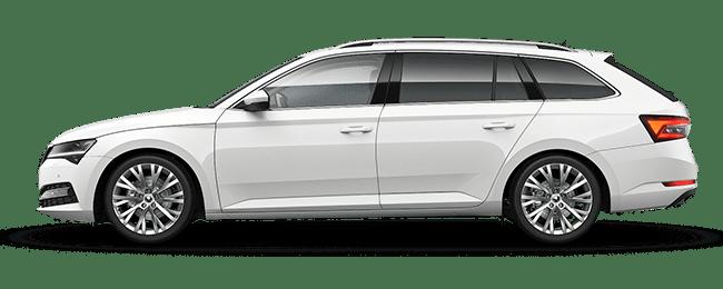 Skoda Superb Combi 2.0 TDI Ambition DSG 110 kW (150 CV)