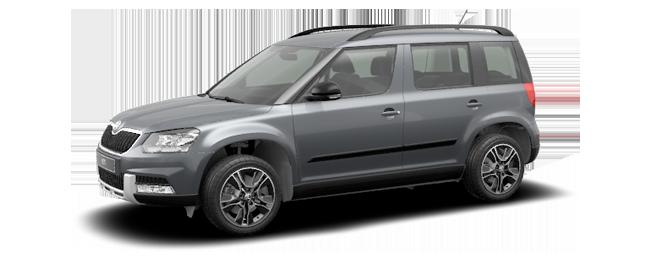 Skoda Yeti 2.0 TDI Outdoor Black 81 kW (110 CV)
