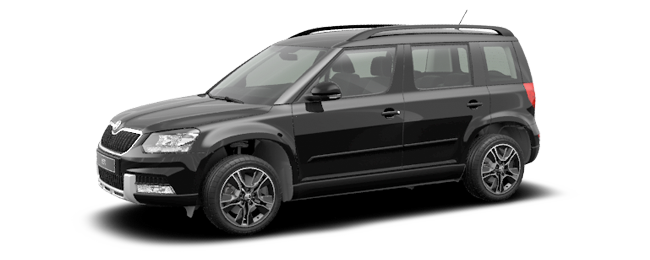 Skoda Yeti 1.2 TSI Outdoor Black 81 kW (110 CV)