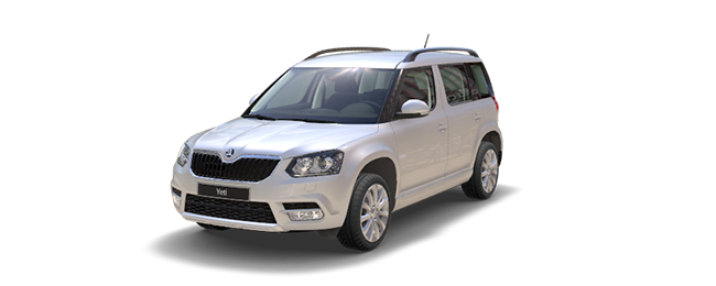 Skoda Yeti 1.4 TSI Outdoor Style 92 kW (125 CV)