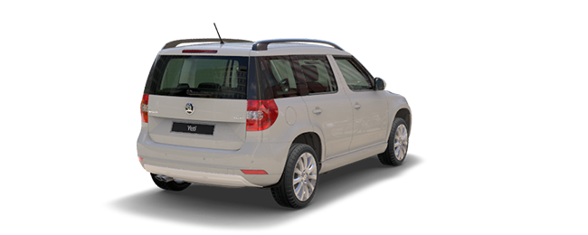 Skoda Yeti 1.2 TSI Outdoor Like 81kW (110CV)