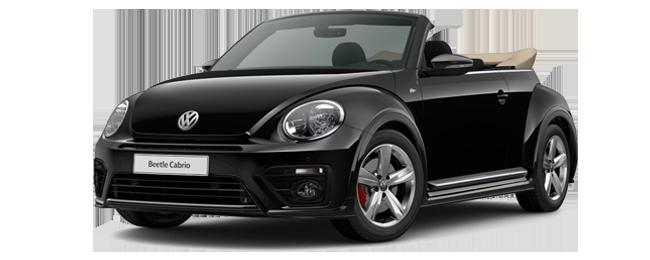 Volkswagen Beetle Cabrio 1.4 TSI R-Line DSG 110 kW (150 CV)