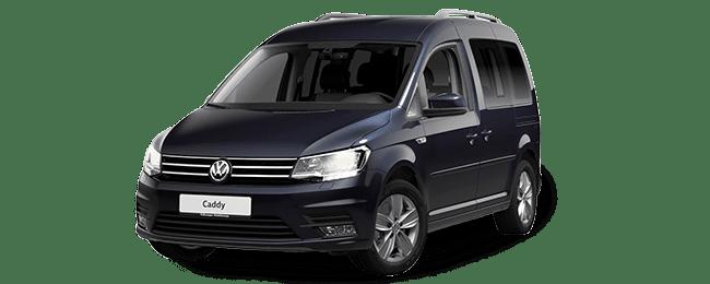 Volkswagen Caddy 2.0 TDI Trendline 75 kW (102 CV)