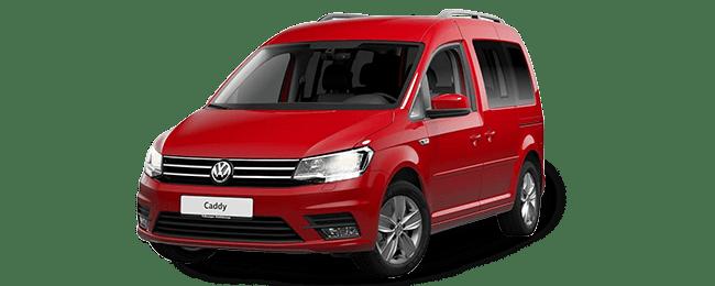 Volkswagen Caddy 2.0 TDI Kombi Edition 102CV 75 kW (102 CV)