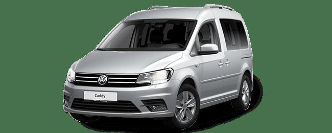 Volkswagen Caddy 2.0 TDI Kombi BMT Trendline 75 kW (102 CV)