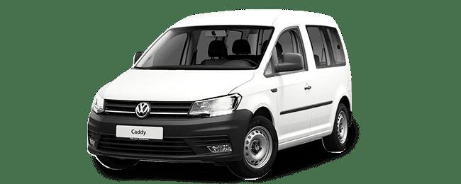 Volkswagen Caddy Profesional Profesional Kombi 2.0 TDI BMT 55 kW (75 CV)