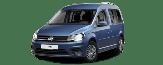 Volkswagen Caddy 1.4 TSI Kombi BMT Trendline 96 kW (131 CV)