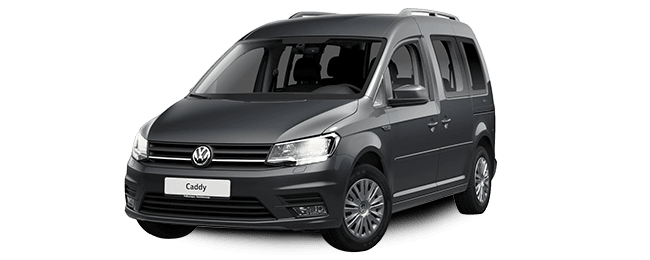Volkswagen Nuevo Caddy Origin 2.0 TDI 75 kW (102 CV)
