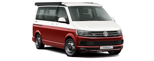 Volkswagen California 2.0 TDI BMT Beach DSG 110 kW (150 CV)