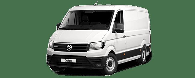 Volkswagen Crafter Furgon Batalla Media TA 2.0 TDI 103 kW (140 CV) 3.500