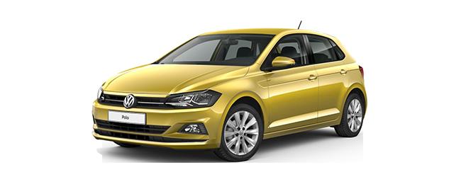 Volkswagen Polo 1.0 Edition 55 kW (75 CV)