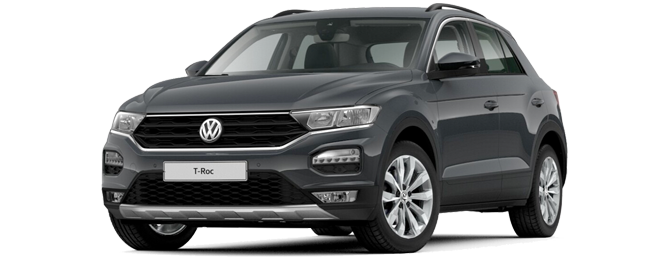 Volkswagen T-Roc 2.0 TDI Sport DSG 110 kW (150 CV)