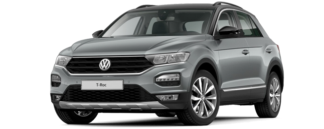 Imagen Volkswagen T-Roc