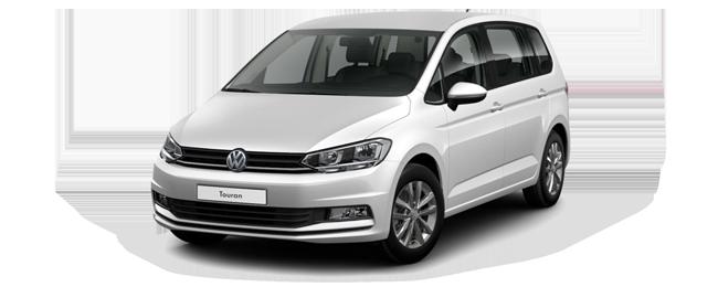 Volkswagen Touran 1.4 TSI de segunda mano