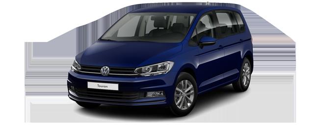 Volkswagen Touran Advance 1.6 TDI SCR BMT 81 kW (110 CV)
