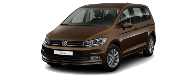 Volkswagen Touran 1.6 TDI de segunda mano