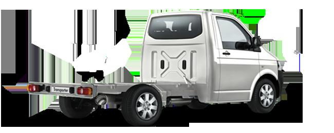 Volkswagen Transporter 2.0 TDI BMT Chasis Largo 75 kW (102 CV)
