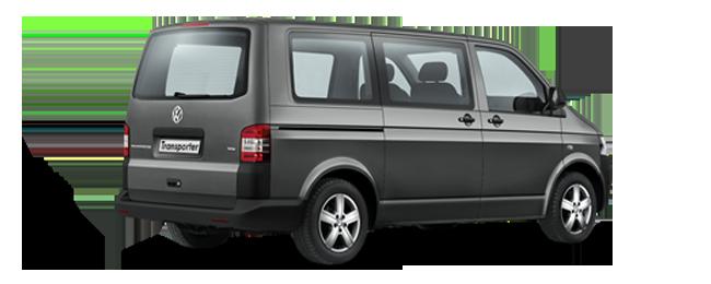 Volkswagen Transporter 2.0 TDI Mixto BMT Largo DSG  110 kW (150 CV)