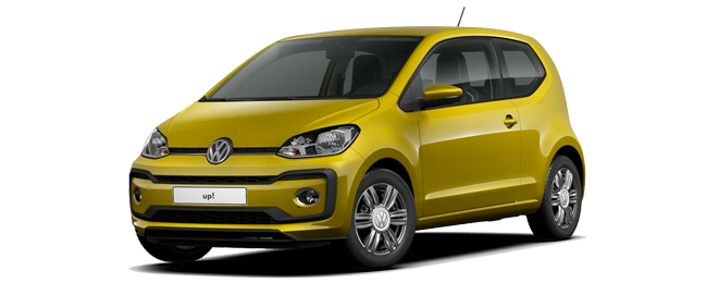 Volkswagen Up 1.0 Move up! 44 kW (60 CV)