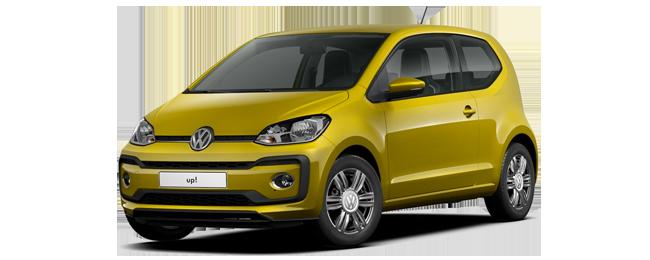 Volkswagen Up 1.0 Move up! 44 kW (60 CV)