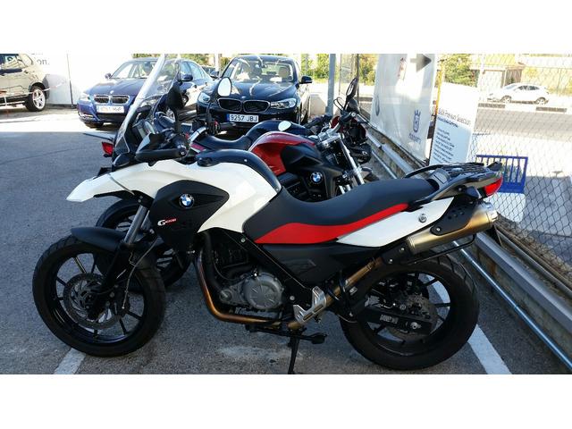 BMW Motorrad G 650