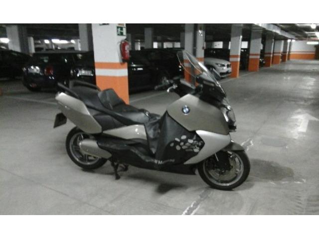 BMW Motos C650GT 60CV