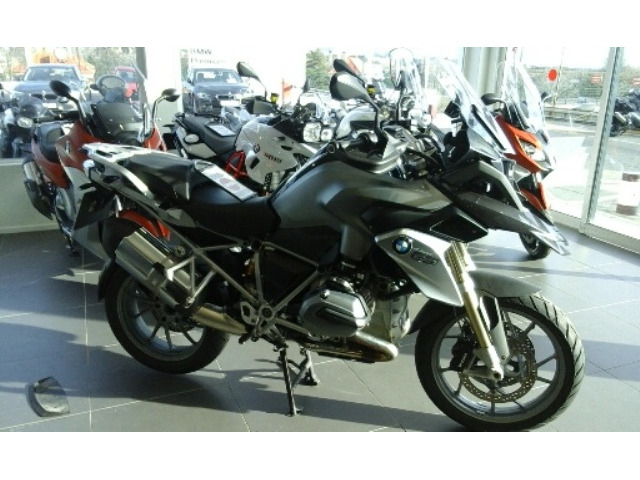 BMW Motos R1200GS 125CV