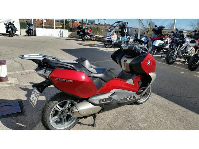 Foto 2 BMW Motorrad C650 GT 60 CV