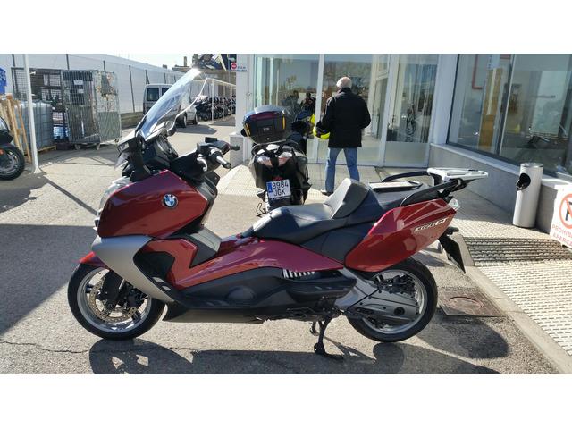 Foto 5 BMW Motorrad C650 GT 60 CV